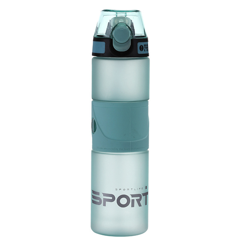 Sport Water Bottle 550ml Bottles For Kids/Adult- Leak Proof, Eco-friendly Portable Sports Bottle with Straw
