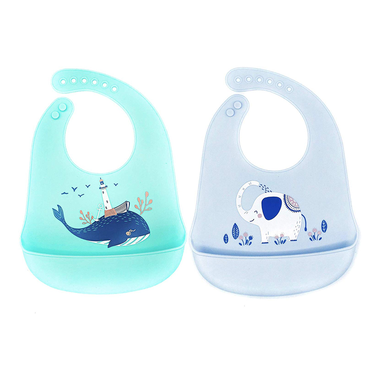 Best selling Waterproof Bibs for Babies and Toddlers with Adjustable Fit