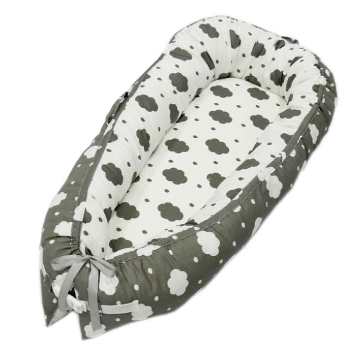 Portable Cotton Baby Bed Nest Baby Nest Infant Sleep Pod
