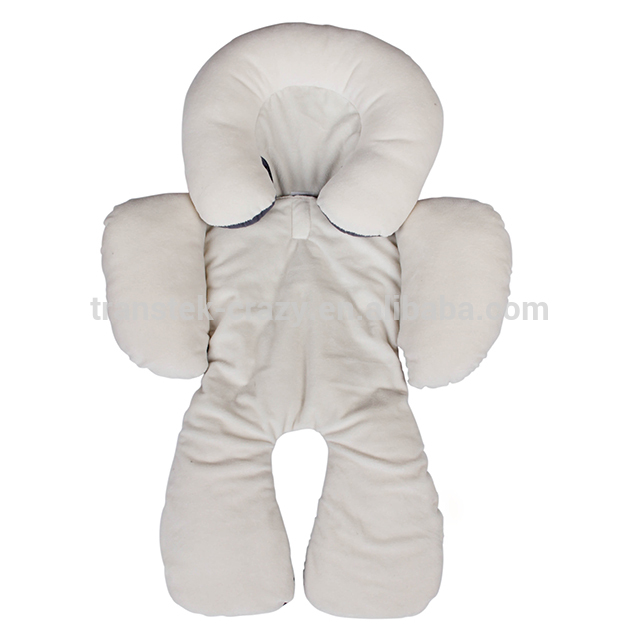 Cuddle soft body and head support
