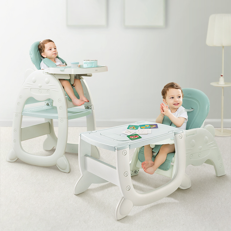 Wholesale Price Corner Guard - New Design Multi-Function Folding Baby High Chair 4 in 1 High Chair For Baby Feeding – Transtek