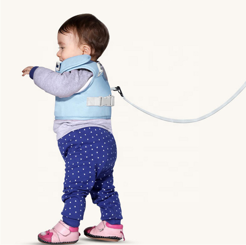 High definition Door Stopper - Safety Baby Walking Assistant Strap Learning Helper Walking Helper Safety Harnesses Learning Assistant – Transtek
