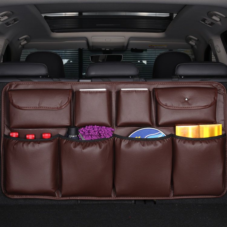 Car Organizer Felt Custom Car Organizer Back Seat Pocket Storage Bag Organizer