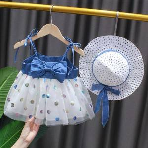 Cheap price Baby Swim Diaper Cover - Baby Girls Christening Baptism Dress Formal Party Special FloweOccasion Dresses for Toddler – Tspringwater
