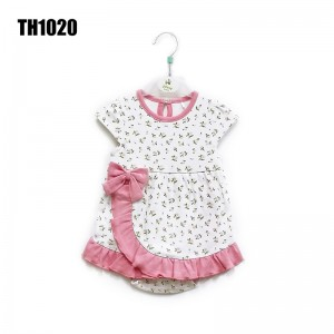 Custom newborn baby clothes seamless preemie romper