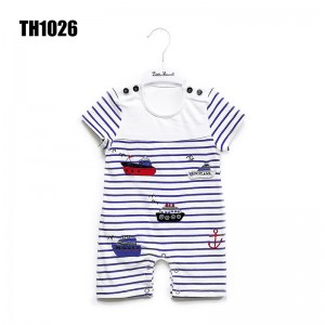Baby Romper For Toddler Cotton Casual Boy Clothes Baby Boy Romper