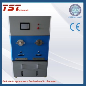 Dual-chamber gas analysis wood-based panels formaldehyde emission test chamber