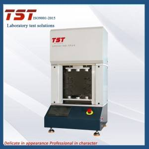 Spring repeatly compression fatigue durability tester