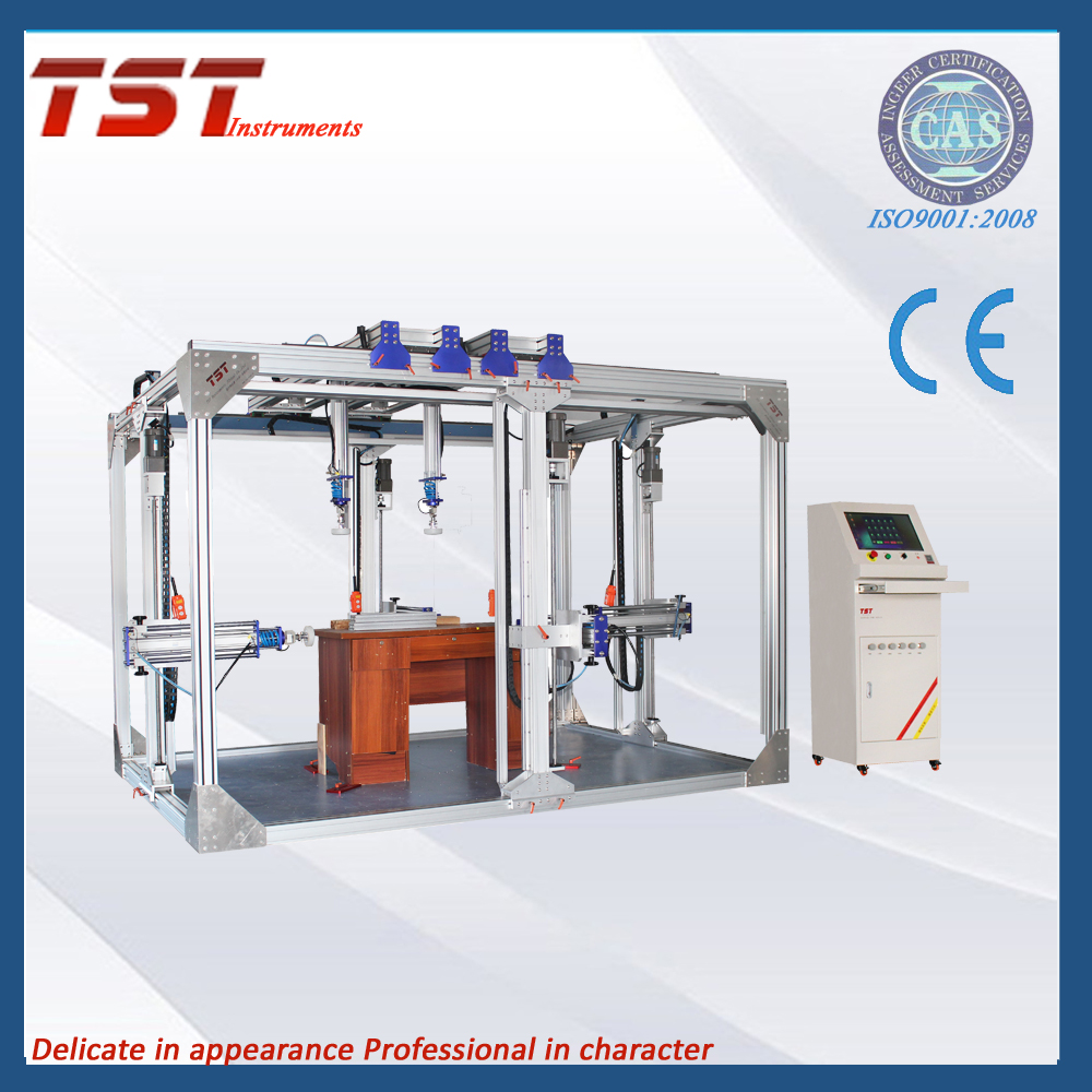 Furniture comprehensive mechanism tester