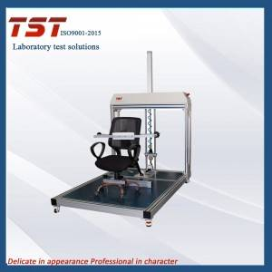 Office chair pull-back fatigue tester-Tilt Mechanism Test