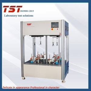 2019 Latest Design Martindale Abrasion Tester - Gas spring piston rod cycle life test  through hign and low temperature storage tests – TST