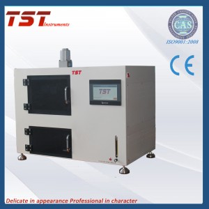 Wholesale Price China Light Color Fastness Test Machine - Textile fabrics colorfastness to atmospheric oxide/color fastness to burnt-gas fume tester – TST