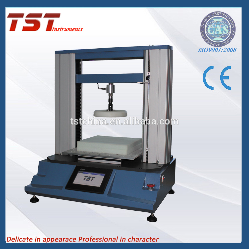 Professional China Foam Compression Endurance Test - ASTM D 3574 Foam ILD Tester – TST