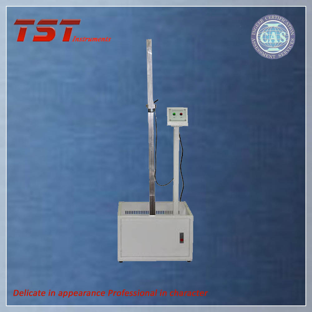 Reasonable price Constant Temperature Humidity Test Chamber - ASTM Coating  drop ball impact test-material firmness test for plastic cement,acrylic,fiberglass – TST