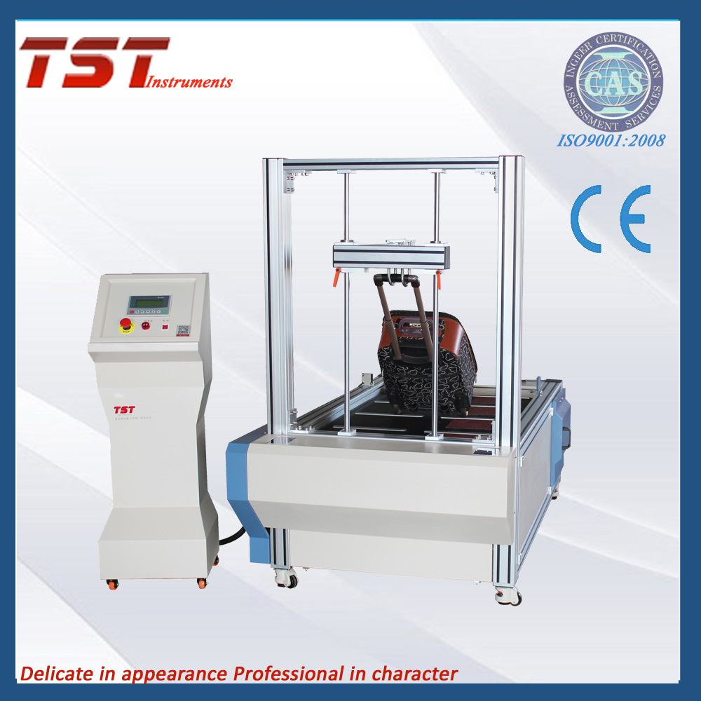 China supplier laboratory test equipment High Quality Suitcase Walk Test by travelling