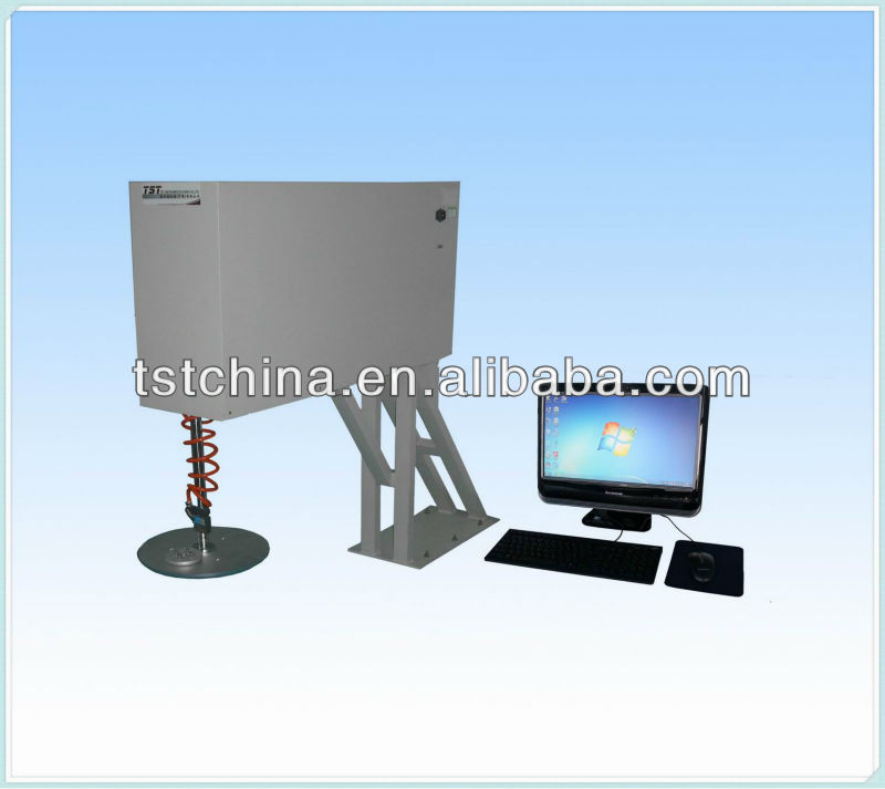 Spring mattresses hardness tester deflection recording equipment