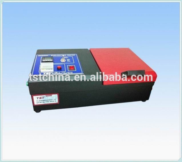 Textile Scorch & Sublimation Fastness Tester
