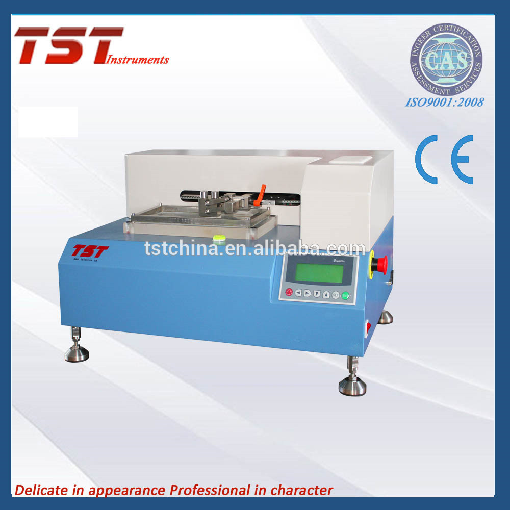 Wallpaper Washability Tester and adhesive erasable test for appearance damage measurment