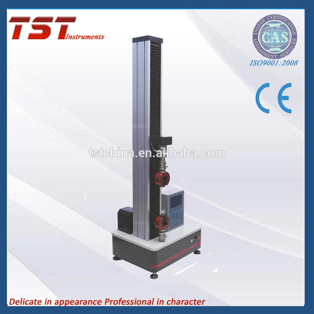 Small type micro-computer tensile strenght tester-adhesion test for paper,soles