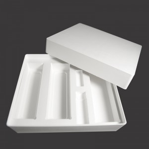 Bottom price Eye Shadow Tray Pulp Tray - Cosmetic MF Box – Dingtian