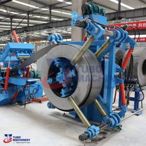 ERW 127mm Tube Mill