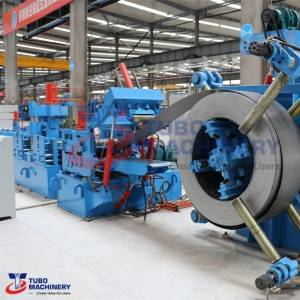 ERW 165mm Tube Mill