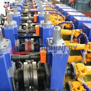 ERW 50mm Tube Mill