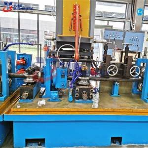 ERW 89mm Tube Mill