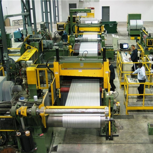 (1.0- 6.0)×1600mm Slitting Line