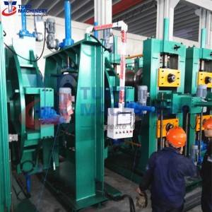 Cheap PriceList for 21mm Erw Tube Mills - Stainless Pipe Mill – TUBO
