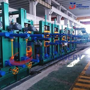 China wholesale Erw Tube Mill - Stainless Steel Production Line – TUBO