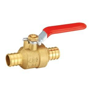 Brass Ball Valve F1807 PEX