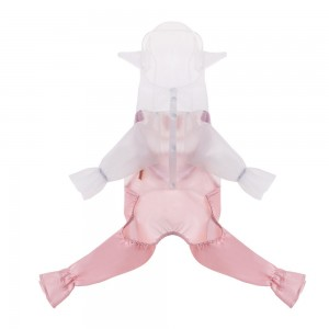 2020 New Style Dog Diaper After Neutering -  Dog's Cute Horns and Trousers Splash Proof Raincoat – MiaSein