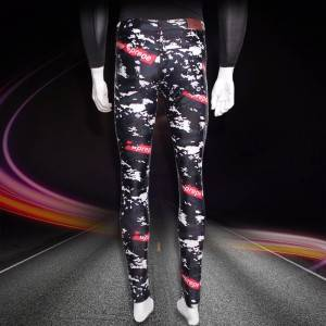 Factory wholesale Bodycon Catsuit - Men's trousers color camouflage feet pants mid-waist pants high stretch camouflage pants – MiaSein