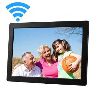 OEM/ODM Supplier Best Electronic Picture Frame - 10.1 inch full HD IPS touch screen wireless WiFi digital picture photo frame for family display – Idealway