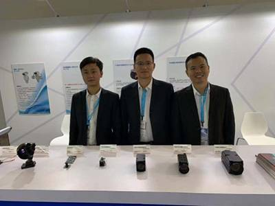 View Sheen Technology participated in CPSE 2018 in Beijing