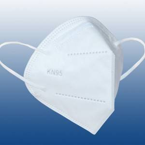 Hot Selling for Disposable - White Ear-loop Disposable Protective 3D Face Mask – VTECH