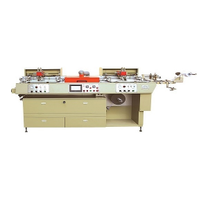 Mini Screen Label Printing Machine