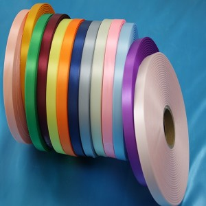 Colors Slit Edge Polyester Satin
