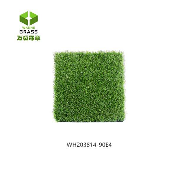 Factory For Artificial Grass Installation - Landscape Grass for Playground-90E4 – Wanhe