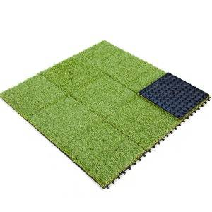 Lowest Price for Best Fake Grass Prices - Landscape Grass for chaim DIY stores – Wanhe