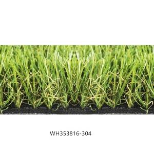 Newly Arrival Fake Grass Roll - Landscape Grass for Garden-304 – Wanhe
