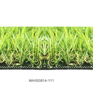 Original Factory Indoor Artificial Grass Carpet - Landscape Grass for Commercial-111 – Wanhe