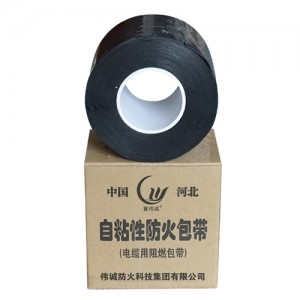 Lowest Price for Flame Retardant Board - Fire retardant tape – Weicheng