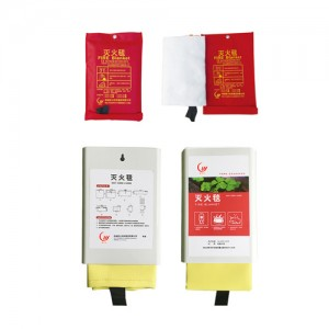 factory low price Ultra High Temperature Paint - Fire blanket – Weicheng