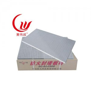 Factory For Fireproof Board For Log Burner - Fireproof coating board (model: dc-a2-cd08) – Weicheng