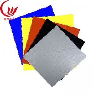 Special Design for Blanket Fire Protection - Fireproof cloth and Silicone Tape – Weicheng