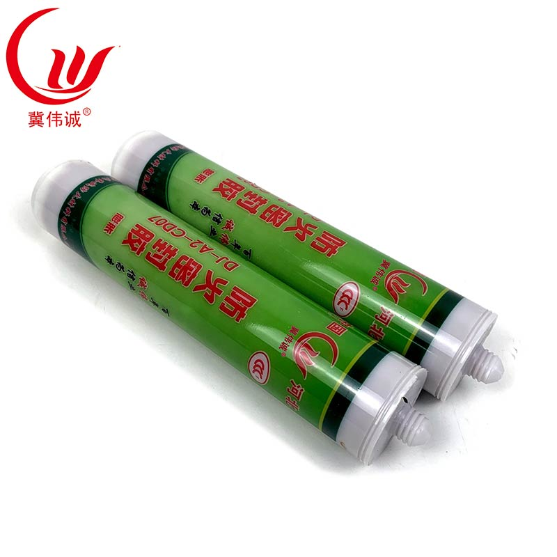 factory customized Fireproof Plugging - Intumescent fireproof sealant – Weicheng