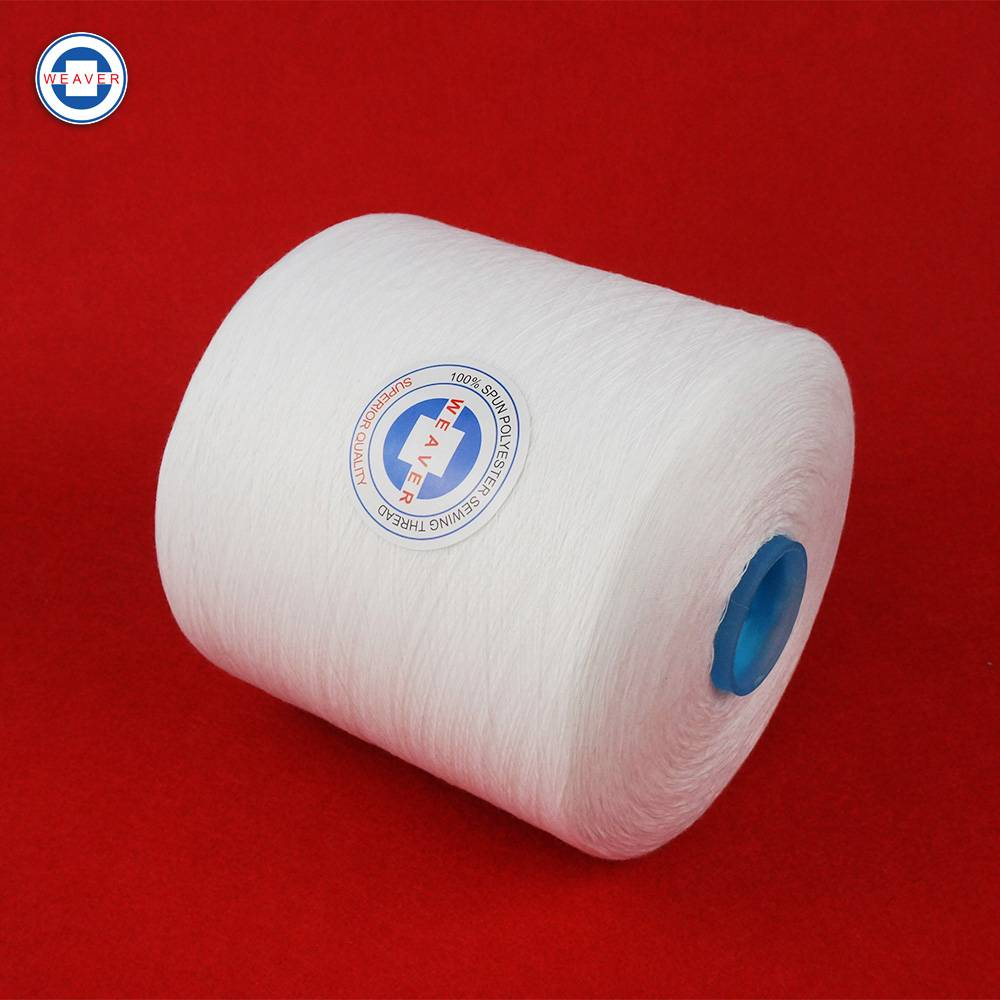 Good quality Thick Polyester Yarn - poly poly core Sewing Thread  40/2 – WEAVER