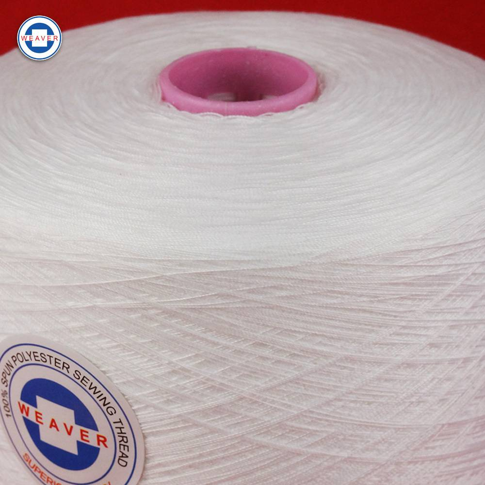 wholesale sewing supplies 44/2 100% poly sewing thread